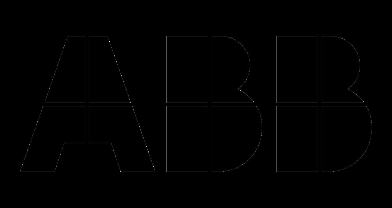 Abb Logo Black And White